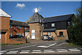 TQ7651 : Cart Lodge Oast, Haste Hill Road, Boughton Monchelsea, Kent by Oast House Archive