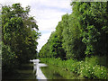 SK1903 : Birmingham and Fazeley Canal north of Bonehill, Staffordshire by Roger  Kidd