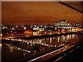 O1634 : River Liffey at Night : Week 41