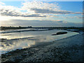 TQ2005 : River Adur by Simon Carey