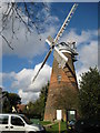 TL5024 : Stansted Mountfitchet Windmill by Nigel Cox