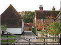 TQ8042 : Oast House at Broadlake, Mill Lane, Frittenden, Kent by Oast House Archive