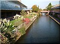 SP0787 : One of Birmingham's many canals by Graham Taylor