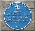 Photo of Blue plaque № 5808