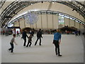 SX0454 : The ice rink, at the Eden Project, in Cornwall : Week 45