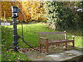 TA1368 : Restored hand pump in Boynton village by Phil Catterall