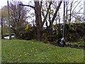 SP7237 : Swings, Leckhampstead by mick finn