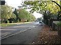 TL4357 : Barton Road by Logomachy