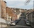 ST1067 : Queen Street, Barry : Week 46