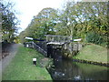 SE0225 : Brearley Upper Lock No6, on the Rochdale Canal by Alexander P Kapp