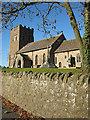 SO4948 : St Margaret's Church, Wellington : Week 47
