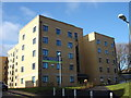 SK5644 : New Accommodation Blocks, Nottingham City Hospital by Oxymoron