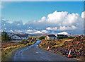 NG3143 : Road from Balmeanach by Richard Dorrell