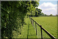 TL6856 : Footpath around Lucy Wood by Hugh Venables