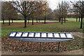 TQ5939 : Victoria Cross Grove, Dunorlan Park by N Chadwick