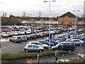 TL0350 : Sainsbury's at Clapham Road, Bedford by M J Richardson