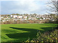 SX4759 : View of Whitleigh by Jonathan Billinger