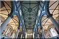 TQ3381 : St Katharine Cree, Leadenhall Street, London EC3 - Ceiling by John Salmon