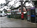 SZ0891 : Bournemouth: postbox № BH1 297, Westover Road by Chris Downer