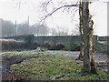 SJ8909 : Somerford Bridge over the River Penk, Staffordshire by Roger  Kidd