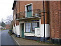 TM3674 : The former Walpole village shop and Post Office by Adrian Cable