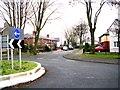 SE1332 : Lidget Avenue - Springfield Avenue by Betty Longbottom