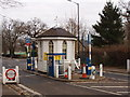 TQ3372 : Dulwich on Christmas Day - no toll paid by David Hawgood
