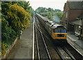 SJ9392 : Woodley Station by Paul Bridge