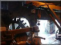 SK2999 : Inside view of the 18th Century Wortley Top Iron Works by Wendy North