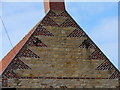 SK9896 : Quaint Gable End by Ian Paterson