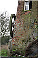 TG4321 : Stubb drainage mill - detail by Evelyn Simak