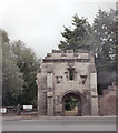 SO8218 : Llanthony Priory gatehouse by Keith Edkins
