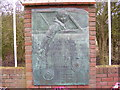 TM1163 : Memorial at RAF Mendlesham by Adrian Cable