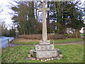 TM2363 : Earl Soham War Memorial by Adrian Cable