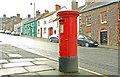 J2458 : Pillar box, Hillsborough by Albert Bridge