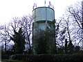 TM2954 : Pettistree Water Tower by Adrian Cable