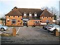SU9382 : Burnham Working Men's Club by Nigel Cox