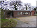 TM1848 : Tuddenham Village Hall by Adrian Cable