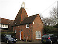 TQ4735 : Oast House, High Street, Hartfield, East Sussex by Oast House Archive