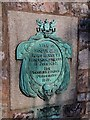 Photo of Henry VI green plaque