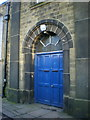 SE0819 : St Andrew's Church, Stainland, Doorway by Alexander P Kapp