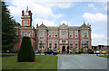 SJ7353 : Crewe Hall: east building by Espresso Addict