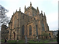 NT0887 : Dunfermline Abbey by wfmillar