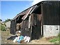SW6027 : Barn near Colvorry Farm by Roddy Urquhart