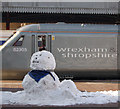 TQ2782 : Snowman, Marylebone Station : Week 5