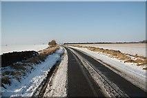 TF0258 : Green Man Lane by Richard Croft