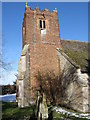 TL1391 : All Saints Tower, Morborne by Michael Trolove