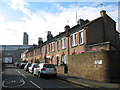 TQ3978 : Enderby Street, Greenwich by Stephen Craven