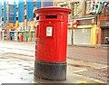 J3474 : Two pillar boxes, Belfast by Albert Bridge