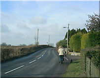 ST6659 : 2009 : Bloomfield Road, possibly by Maurice Pullin